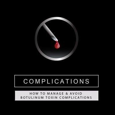 botox complications